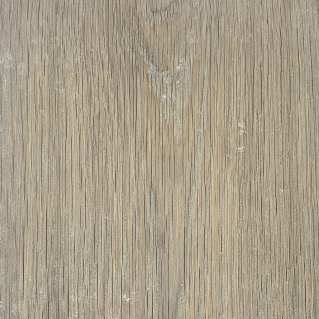 White oak fumed grey pearle oil